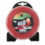 Żyłka tnąca czerwona okrągła - OREGON