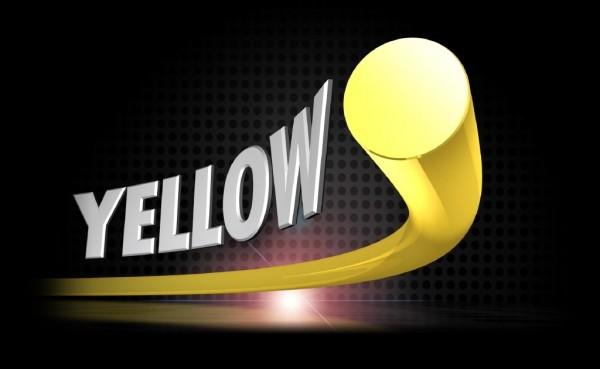 Żółta okrągła OREGON